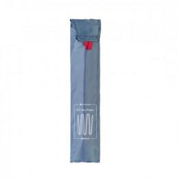 X3 ALU POLES 8,5mm