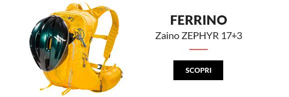 FERRINO Zaino ZEPHYR 17+3